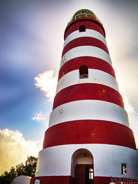 Bahamas lighthouse.