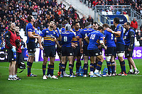 Equipe Leinster - 19.04.2015 - Toulon / Leinster - 1/2Finale European Champions Cup -Marseille<br /> Photo : Andre Delon / Icon Sport