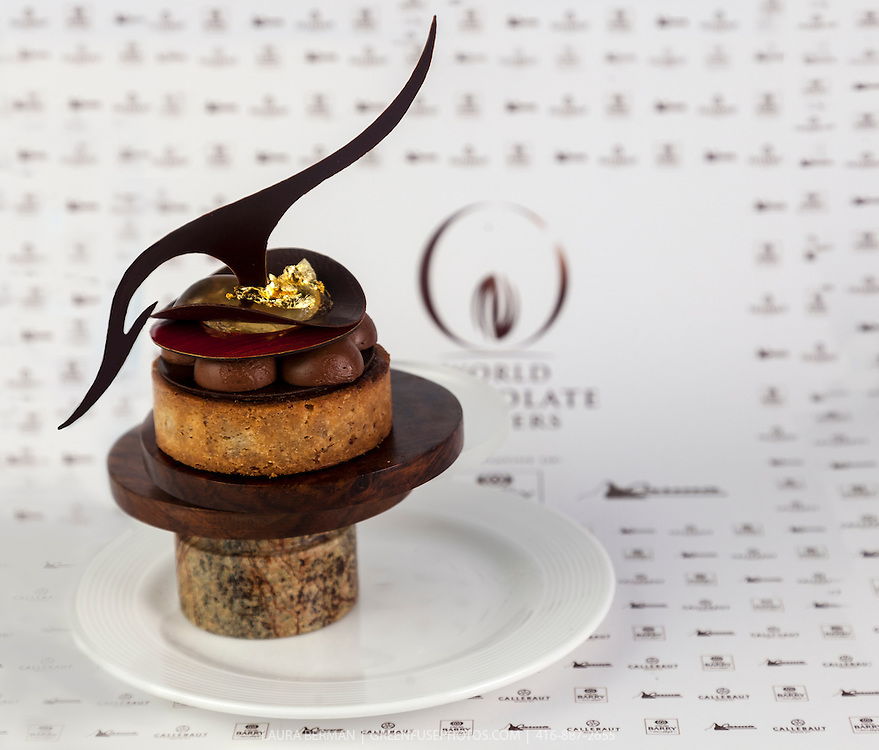 "Chirs Kwok's Best Classic Dessert Revisited ""Tarte au Sucre"". World Chocolate Masters Canadian Selection, January 20, 2013."