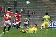 Foto LaPresse - Donato Fasano<br /> 03/03/2015 Bari( Italia)<br /> Sport Calcio<br /> Fc  Bari 1908 - Catania<br /> Campionato di Calcio Serie B 2014 2015 - Stadio &quot;San Nicola&quot;<br /> Nella foto: sauro boateng<br /> <br /> Photo LaPresse - Donato Fasano<br /> 03 Mar  2015 Bari ( Italy)<br /> Sport Soccer<br /> Fc Bari 1908 - Catania<br /> Italian Football Championship League B  2014 2015 - &quot;San Nicola&quot; Stadium <br /> In the pic: sauro boateng