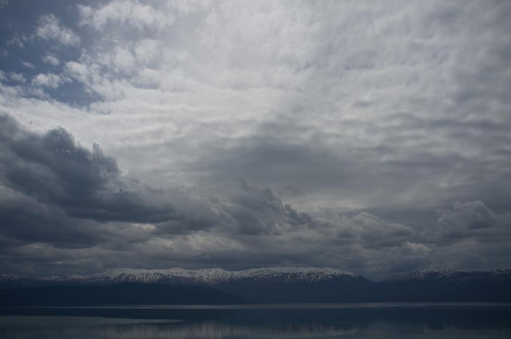 The Lake from Nakolec, FYR Macedonia