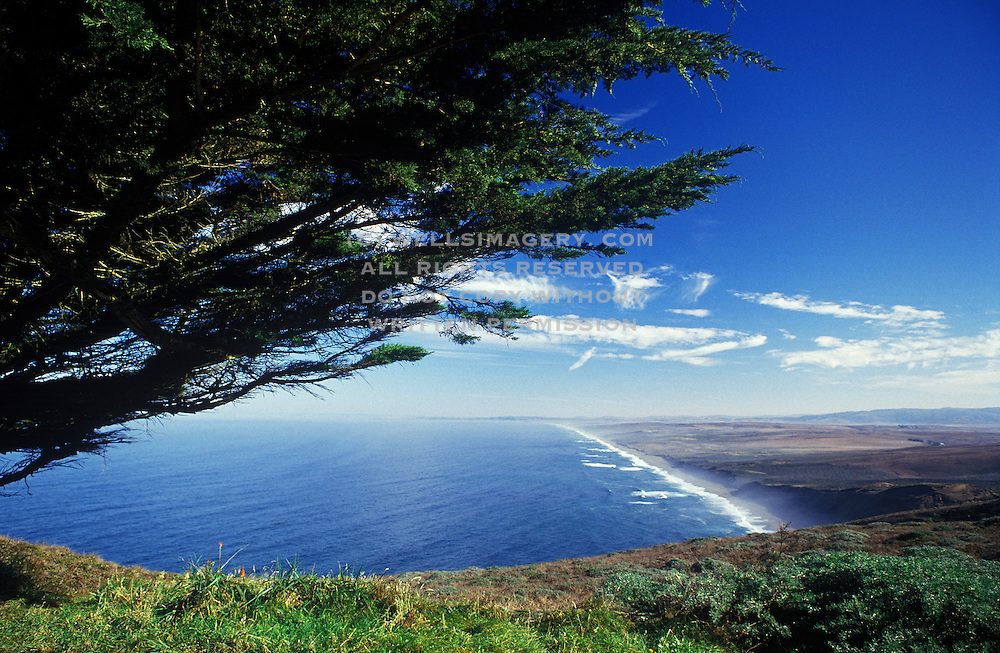 Image of Point Reyes National Seashore, California, America west coast