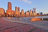 Donald Trump's Riverside South, New York City, New York, City, park