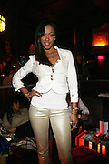 Shontelle at The Vibe Magazine Presents Vsessions Live! Hosted by the Fabulous Toccara featuring Hal Linton, Suai and Ron Browz held at Joe's Pub on February 25, 2009 in NYC