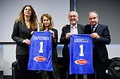 Milano 20181211 Calcio e Basket, Sport al Femminile.