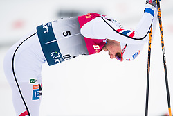 March 10, 2018 - Oslo, NORWAY - 180310 Jan Schmid of Norway after the Nordic Combined 10 km Gundersen on March 10, 2018 in Oslo..Photo: Jon Olav Nesvold / BILDBYRN / kod JE / 160213 (Credit Image: © Jon Olav Nesvold/Bildbyran via ZUMA Press)