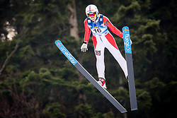 Anastasiya Barannikova (RUS) during 1st Round at Day 1 of FIS Ski Jumping World Cup Ladies Ljubno 2018, on January 27, 2018 in Ljubno ob Savinji, Ljubno ob Savinji, Slovenia. Photo by Ziga Zupan / Sportida
