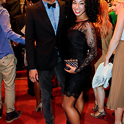 NLD/Amsterdam/20111004 - Premiere Body Language, Veronica van Hoogdalem en ...........