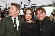 Ethan Hawke, Lorelei Linklater, Richard Linklater