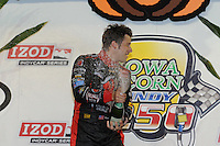 Marco Andretti, Iowa Corn Indy 250, Iowa Speedway, Newton, IA USA 6/25/2011