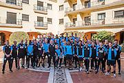 BENAHAVIS - 06-01-2017, Trainingskamp, AZ, selectiefoto, AZ trainer John van den Brom