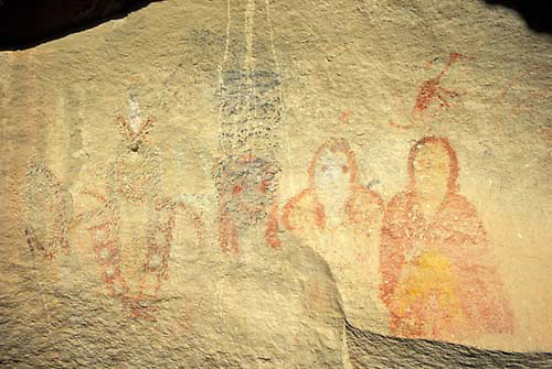 Ute Mountain Tribal Park, Indian reservation, Western Slope, Indians, Native Americans, Colorado
