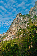HDR images of Yosemite National Park, California, Sierra Nevada Mountains