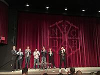 The New York City Drone Film Festival 2016 staff.