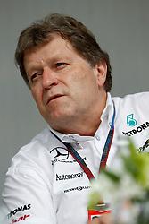 Motorsports / Formula 1: World Championship 2010, GP of Brazil, Norbert Haug (GER, Mercedes GP Petronas),