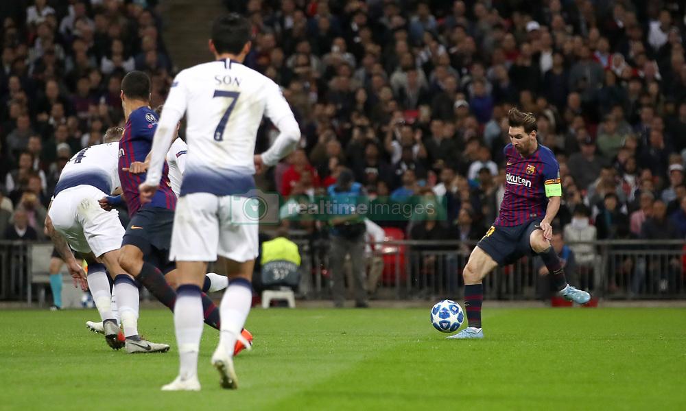 صور مباراة : توتنهام - برشلونة 2-4 ( 03-10-2018 )  38928730