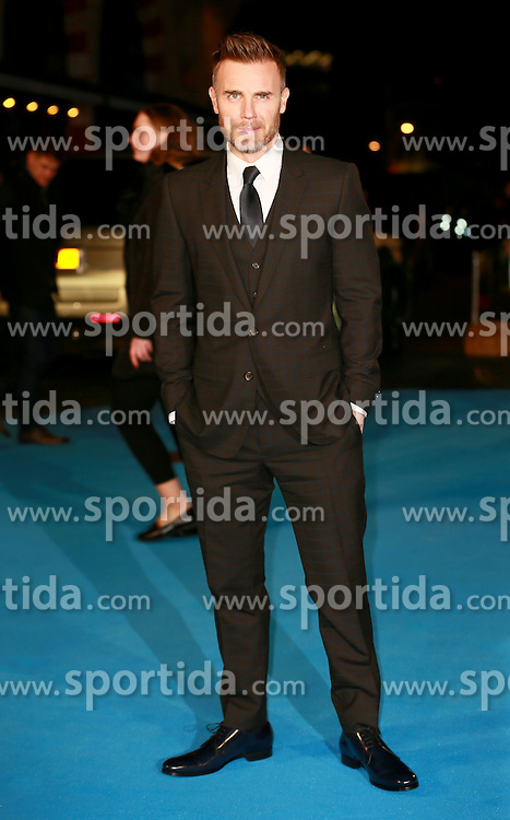 Gary Barlow at the European Premiere of Eddie the Eagle, London, Britain, 17.03.2016, 17.03.2016. EXPA Pictures &copy; 2016, PhotoCredit: EXPA/ Photoshot/ James Shaw/Photoshot<br /> <br /> *****ATTENTION - for AUT, SLO, CRO, SRB, BIH, MAZ, SUI only*****