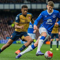 Everton v Arsenal   Premier League   19 March 2016