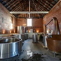 The still at Redlands Estate Distillery in Plenty, Tasmania, August 25, 2015. Gary He/DRAMBOX MEDIA LIBRARY