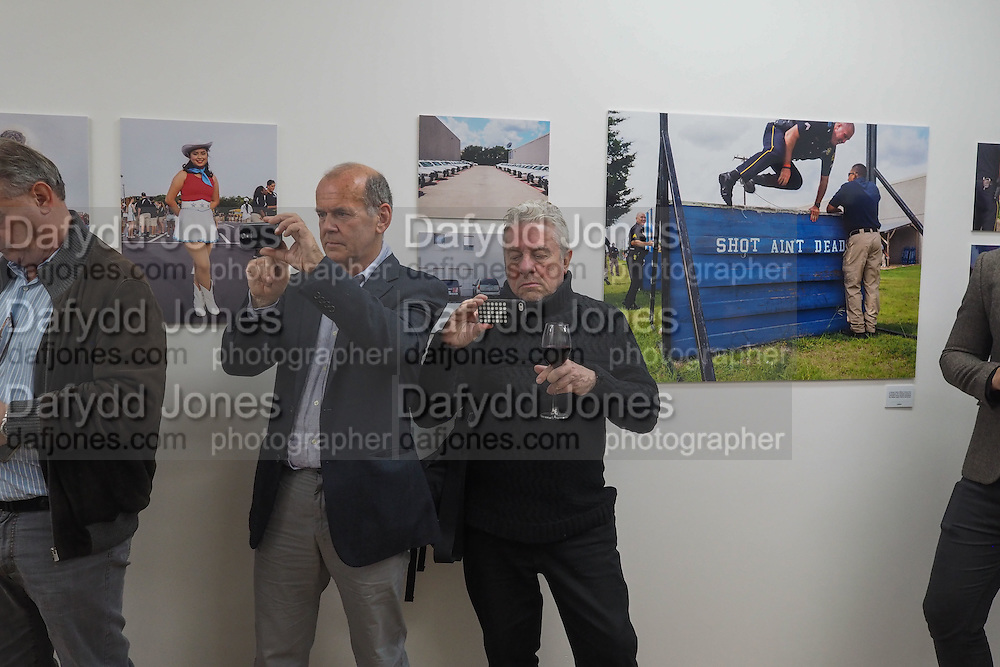 COLIN WILKINSON; BRIAN GRIFFIN;  , Dench Does Dallas, Photographs by Peter Dench.  Art Bermondsey project Space.  Bermondsey St. London. 20 October 2015