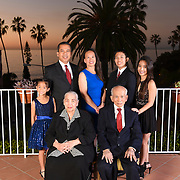 LV La Jolla Hotel Family Portrait Session 2016