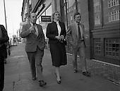 1981 - TD's Press Conference on Bobby Sands.     (N91).