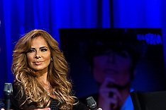 Gloria Trevi at Grammy Museum