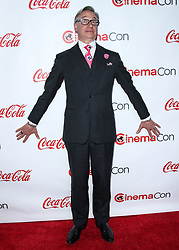 LAS VEGAS, NV, USA - APRIL 26: CinemaCon Big Screen Achievement Awards 2018 held at Omnia Nightclub at Caesars Palace during CinemaCon, the official convention of the National Association of Theatre Owners on April 26, 2018 in Las Vegas, Nevada, United States. 26 Apr 2018 Pictured: Paul Feig. Photo credit: Xavier Collin/Image Press Agency / MEGA TheMegaAgency.com +1 888 505 6342