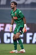 Genoa's Italian goalkeeper Mattia Perin during the Serie A match at Luigi Ferraris, Genoa. Picture date: 30th June 2020. Picture credit should read: Jonathan Moscrop/Sportimage