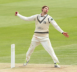 Middlesex's Ollie Rayner - Photo mandatory by-line: Robbie Stephenson/JMP - Mobile: 07966 386802 - 04/05/2015 - SPORT - Football - London - Lords  - Middlesex CCC v Durham CCC - County Championship Division One