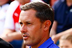 Ipswich Town manager Paul Hurst - Mandatory by-line: Ryan Crockett/JMP - 11/08/2018 - FOOTBALL - Aesseal New York Stadium - Rotherham, England - Rotherham United v Ipswich Town - Sky Bet Championship