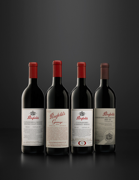 Penfolds Masters of Wine and Spirits 2014