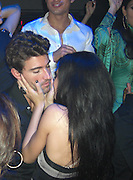 **EXCLUSIVE**.**EXCLUSIVE**.Brody Jenner kissing girlfriend..Victoria's Secret Fashion Show Post Party.Liv  Nightclub.Miami Beach, FL, USA..Saturday, November 15, 2008..Photo By Celebrityvibe.com.To license this image please call (212) 410 5354; or Email: celebrityvibe@gmail.com ;.website: www.celebrityvibe.com