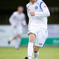 St Johnstone FC...Season 2010-11<br /> Murray Davidson<br /> Picture by Graeme Hart.<br /> Copyright Perthshire Picture Agency<br /> Tel: 01738 623350  Mobile: 07990 594431