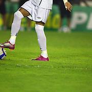 Young Brazilian footballer and rising star Neymar in action for Santos during the Vasco V Santos, Futebol Brasileirao League match at the Sao Januario Stadium, Rio de Janeiro,  Brazil. 28th September 2010. Photo Tim Clayton.