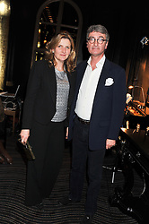 LORD & LADY MANCROFT at an evening of Cabaret by Nicky Haslam held in the Beaufort Bar, The Ritz, London on 11th December 2011.