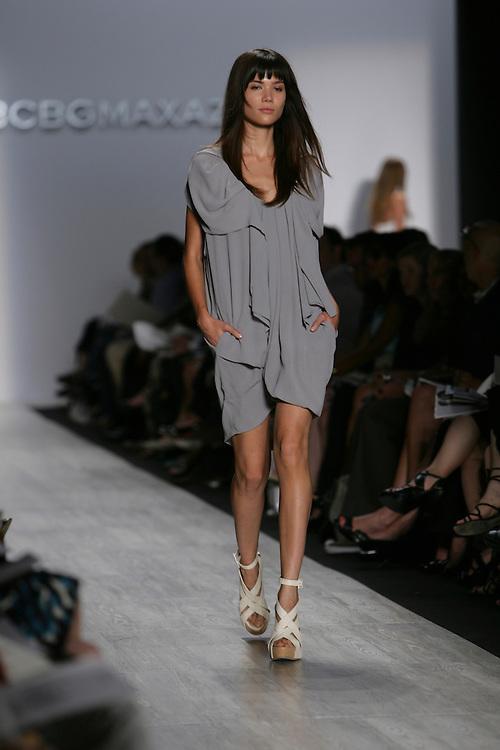 BCBG<br /> Spring/Summer 2009 Collection<br /> Mercedes-Benz Fashion Week<br /> New York, NY, Sept 2008