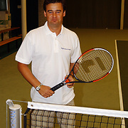 Tennisclinic Hilversum Open 2004, Wilfred Genee