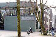 DEN HAAG - Exterieur van het Christelijk Gymnasium Sorghvliet, de aankomende school van prinses Amalia. De oudste dochter van koning Willem-Alexander en koningin Maxima zal er na de zomervakantie naar school gaan. COPYRIGHT ROBIN UTRECHT