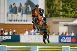 Farrington Kent, USA, Gazelle<br /> Grand Prix Longines Ville de La Baule 2018<br /> © Dirk Caremans<br /> 18/05/2018