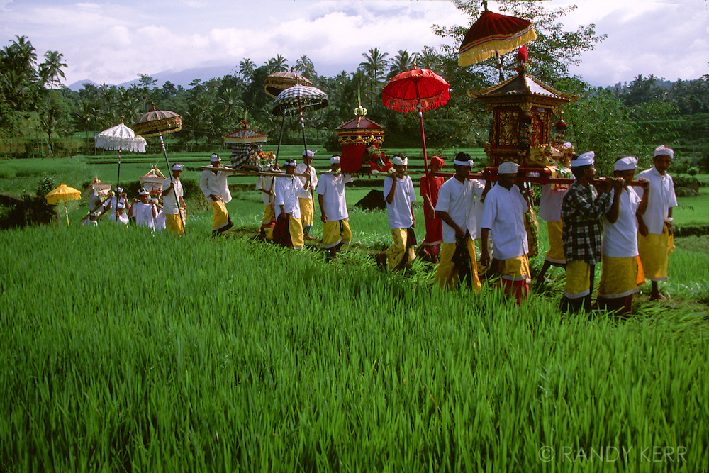 Balinese Processional