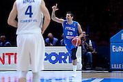 DESCRIZIONE : Lille Eurobasket 2015 Italia Repubblica Ceca Italy Czech Republic<br /> GIOCATORE : Andrea Cinciarini<br /> CATEGORIA : nazionale maschile senior A<br /> GARA : Lille Eurobasket 2015 Italia Repubblica Ceca Italy Czech Republic<br /> DATA : 17/09/2015<br /> AUTORE : Agenzia Ciamillo-Castoria