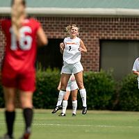 2017 Campbell University Women Soccer vs Davidson College