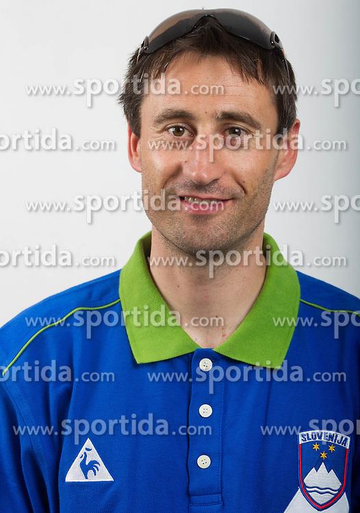 Erik Rosenstein of Slovenian Paralympic team for London 2012 on June 20, 2012 in Ljubljana, Slovenia. (Photo by Vid Ponikvar / Sportida.com)