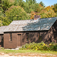 The Daniel Webster Birthplace, located in Salisbury, is an Historic Site operated by NH State Parks and Recreation.<br />