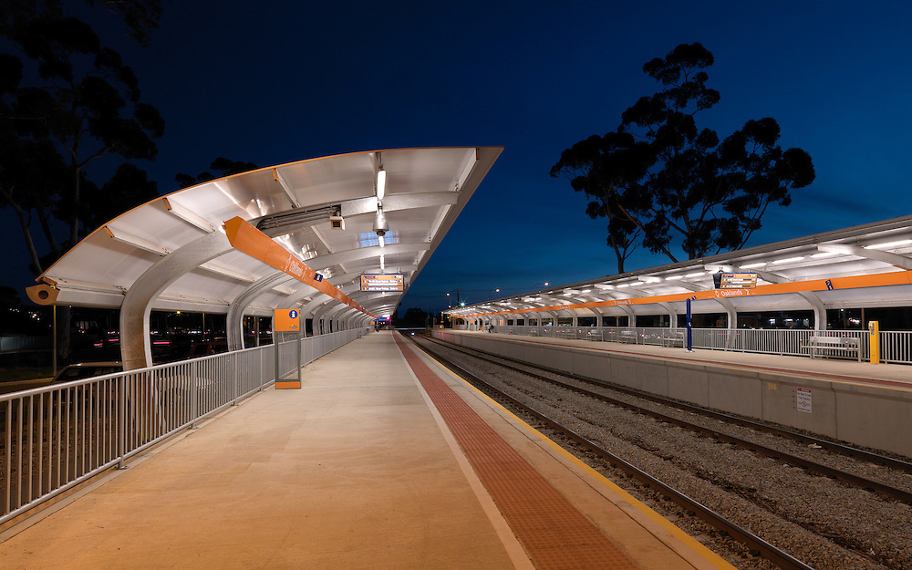 Oaklands Interchange