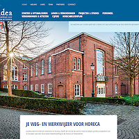 Publicatie architectuurfotografie op website / Publication of architecture photography on website © Jürgen de Witte - www.jurgendewitte.be
