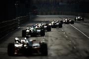 November 16-20, 2016: Macau Grand Prix. Racing action during the Macau Grand Prix