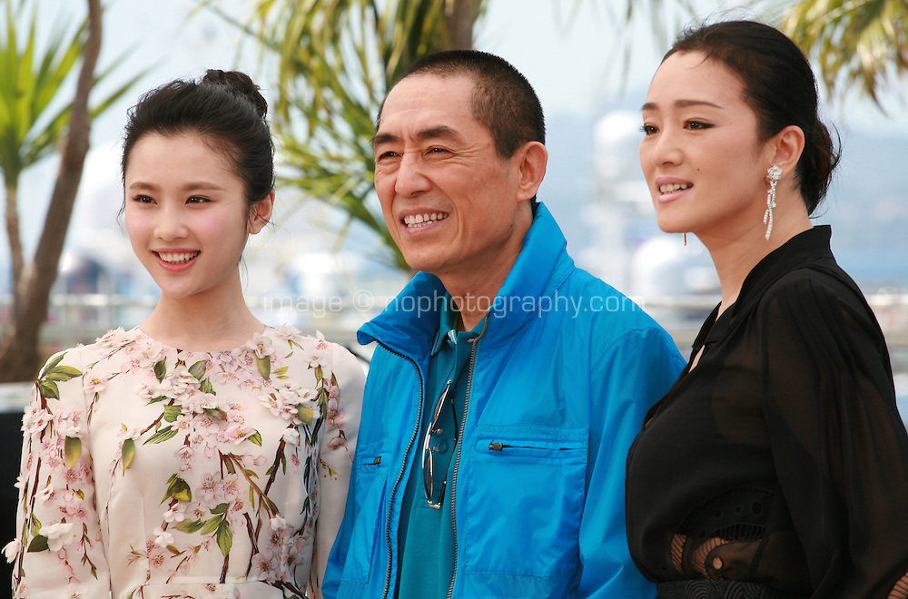 at the photo call for the film Coming Home at the 67th Cannes Film Festival, Tuesday 20th May 2014, Cannes, France.