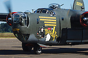 Collings' Foundation B24J Liberator, Witchcraft.